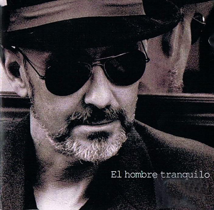 portada CD El Hombre Tranquilo
