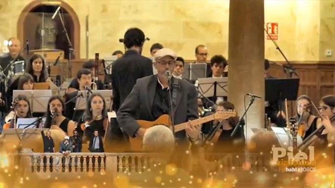 Videoclip Alma, de Baden Bah con la JOSCS