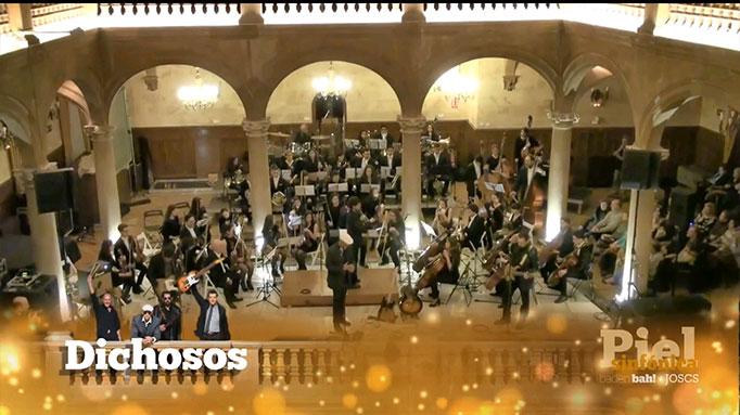 Videoclip Dichosos, de Baden Bah (2009)